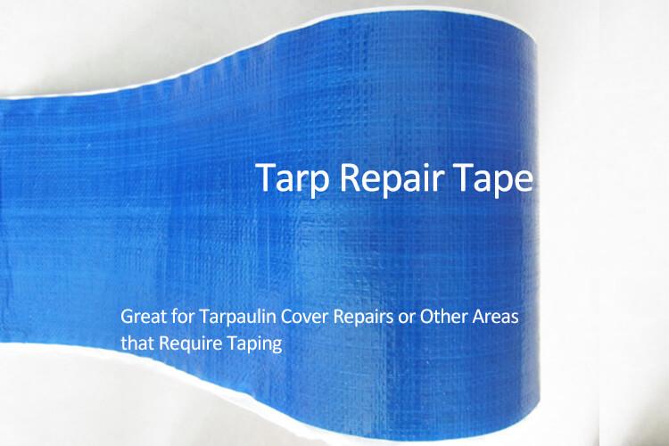 tarpaulin cover repair