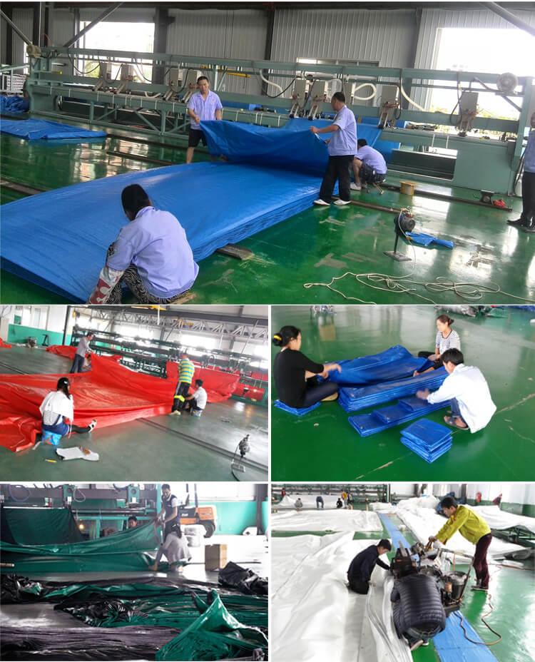 pe tarp factory