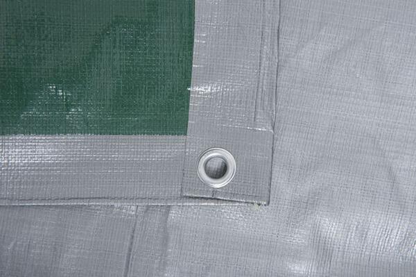 silver-green-tarp