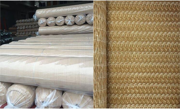 carport shade netting