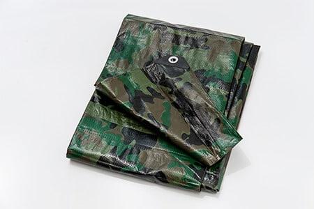 camouflage waterproof tarpaulin