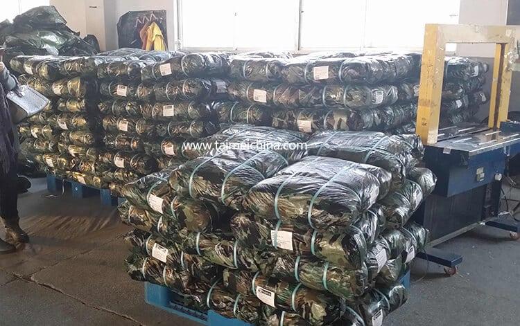 heavy duty camo tarps