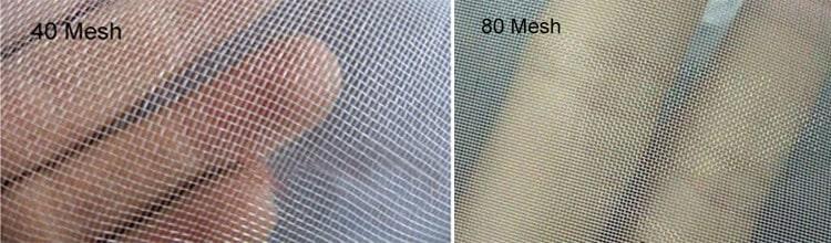 40 80 mesh net