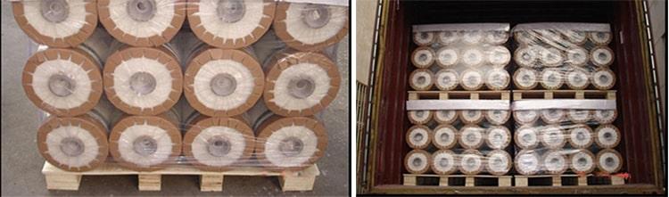 bale net wrap packaging